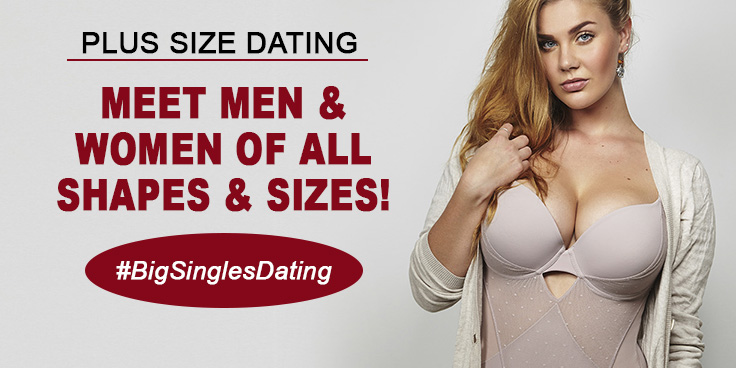 Big and tall dating websites